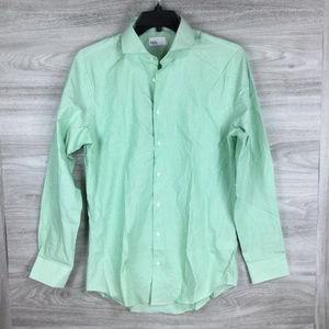 Nordstrom Men Stripe Button Up Shirt